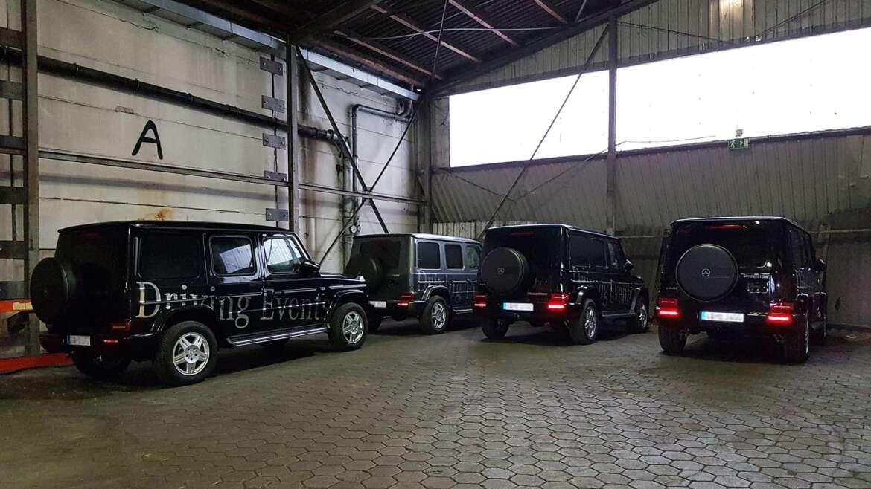 Mercedes G – class